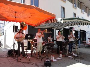 Juli 2014, Ökumneisches Sommerfest Neu-Ulm