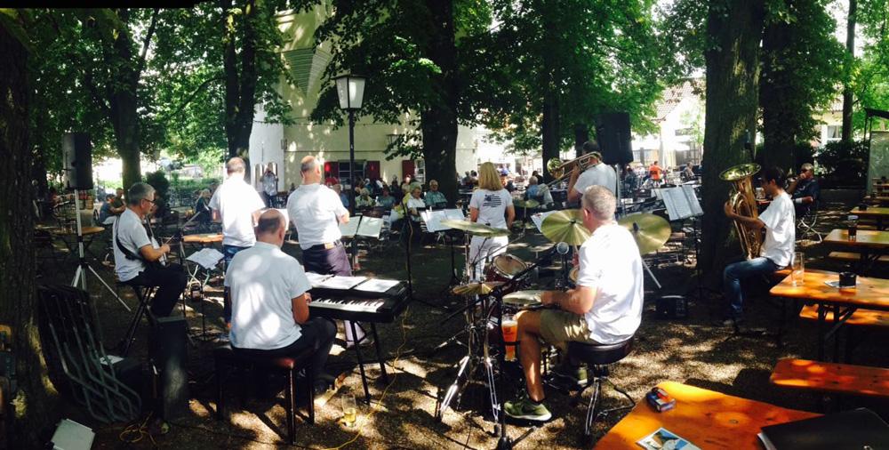 Jazz Im Schlossle Neu Ulm Offenhausen Black Hat Stompers